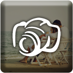 DSLR Camera-Blur Photo