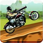 Biker Ninja : Quick Gun Escape